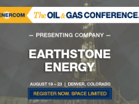 Earthstone Energy to Present at The Oil and Gas Conference