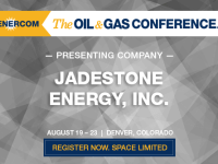 Presenting Companies at The Oil and Gas Conference: Jadestone Energy