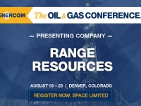 Range Resources Corporation to Present at The Oil and Gas Conference