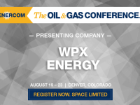 WPX Energy (NYSE: WPX) – Day Two Breakout Notes