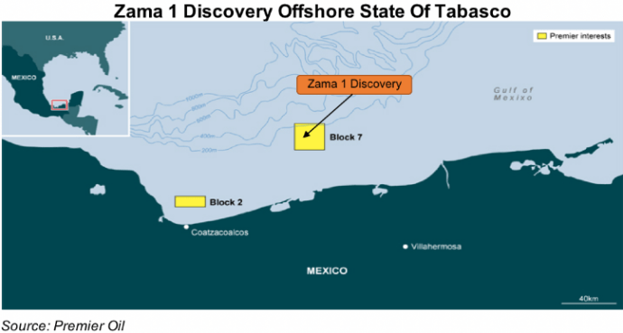 A First for Mexico: Pemex Signs Country's First Pre-Unitization Agreement with Talos Energy, Premier Oil and Sierra Oil and Gas Oil and Gas 360