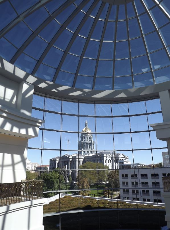This Was the Scene at the Colorado Supreme Court during the Martinez Case Oral Arguments - Oil & Gas 360