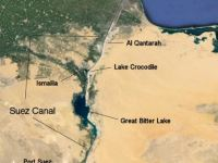 Suez Canal Cuts LNG Carrier Transit Fees with New 65% Rebate for LNG Vessels