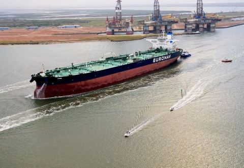 New Crude Oil Export Project Moves Forward in Corpus Christi