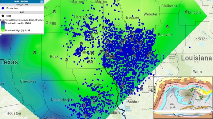Oil & Gas 360 - The Haynesville a Natural Gas Bellwether - Davis - Opportune