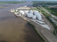 The Port Arthur facility (Source: Howard Energy Partners/Business Wire)