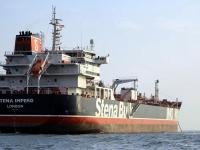 British tanker Stena Impero remains in Iran