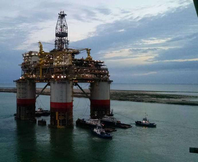 Barry caused 330,000 barrel drop in Gulf oil production - oil and gas 360
