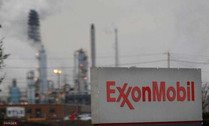 Exxon Mobil's profits fall in third quarter-oag360