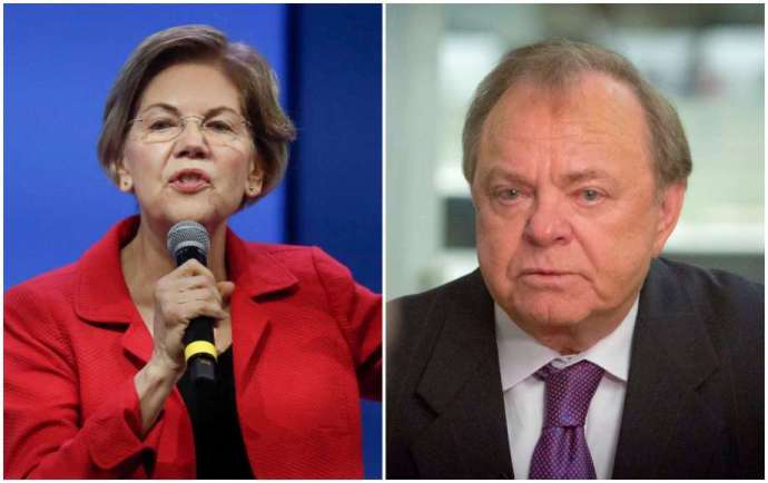 Harold Hamm invites Elizabeth Warren on tour of shale heartland- oil and gas 360
