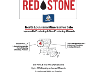 North Louisiana Minerals For Sale