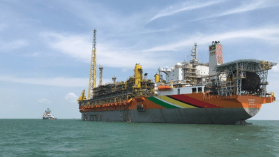 Vessel carrying Guyana's first-ever oil cargo sets sail for the U.S.: Tanker Trackers- oil and gas 360