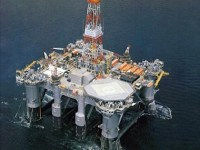 1982 the oil-drilling rig Ocean Ranger capsized and sank in a storm off Newfoundland. All 84 people aboard were lost