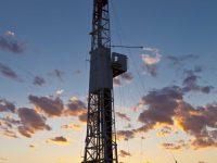 Slawson Exploration Company, Inc., North Dakota Bakken activity. Precision Drilling rig 645 on the Pike Federal 1-3-2H.