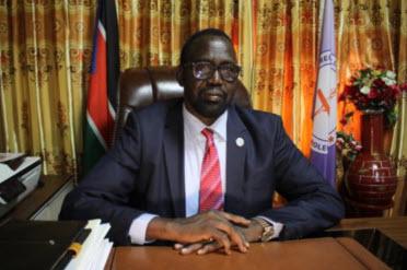 Mayen Wol Jong Undersecretary - MoP -Sudan - oilandgas360