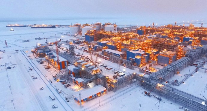 Russia Gives Green Light for New LNG Transshipment Terminal - oilandgas360