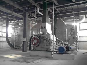 oil extracting machine