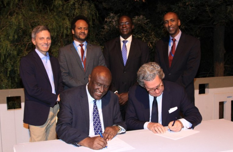 GE, Addis Ababa Institute of Technology Sign a MoU to enable Renewables Generation, Skills Development in Ethiopia