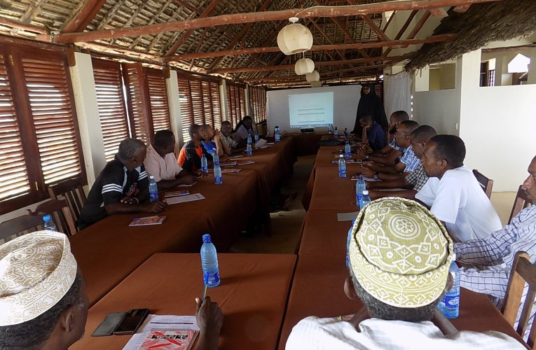 Lobby Groups hold Sensitization Workshop Ahead of Pate 2 drilling in Lamu