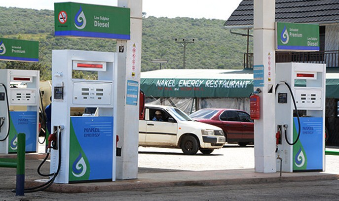 KENYA: Maximum Pump Prices for the period 15th December 2020 -14th January 2021