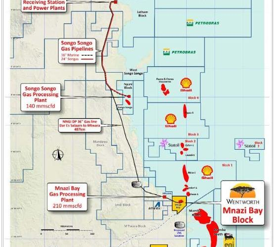 Wentworth Resources Granted Licence Extension For The Onshore Rovuma Asset In Mozambique