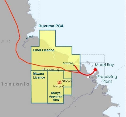 TANZANIA: Aminex, ARA Petroleum Complete Ruvuma Farm-out