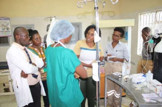 Oil and Gas Activities to Improve Health Sector in Uganda