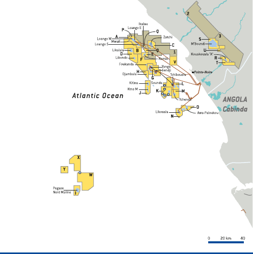 Eni Seeks to Sell Congo Assets