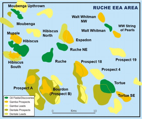 GABON: BW Energy Re-starts 3-well Drilling Campaign on the Dussafu license