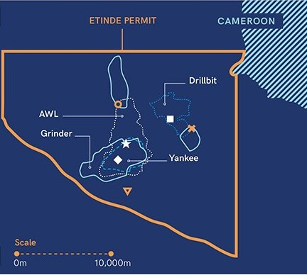 CAMEROON: Bowleven Provides Etinde Licence Operational Update