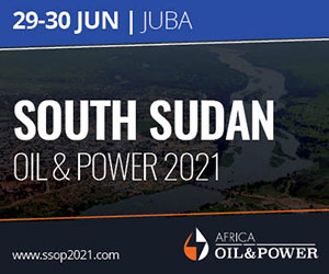 Regional Leaders Gather at South Sudan Oil & Power 2021