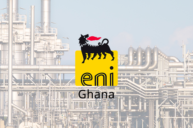 GHANA: Eni Announces a Significant Oil Discovery in Offshore Block 4