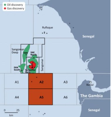 GAMBIA: Bambo-1 well Oncourse for Spudding in Q4 of 2021