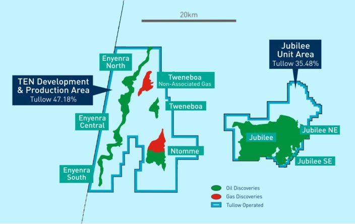 GHANA: TechnipFMC Awarded a Significant Integrated EPCI (iEPCI™) Contract for Tullow's Jubilee South East Development