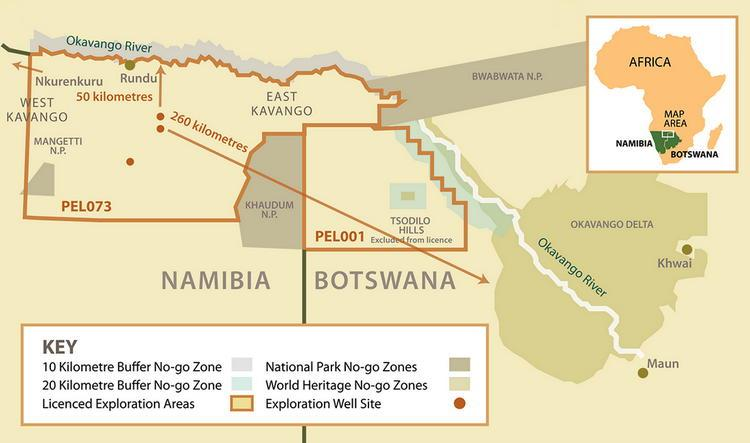 NAMIBIA: ReconAfrica Granted  a 1-Year Extension for PEL 73