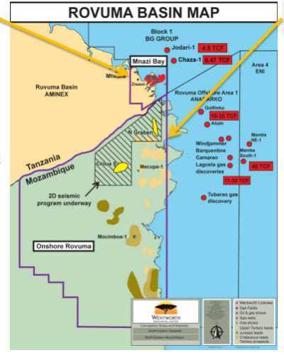 MOZAMBIQUE: Total Delays LNG Production To 2026
