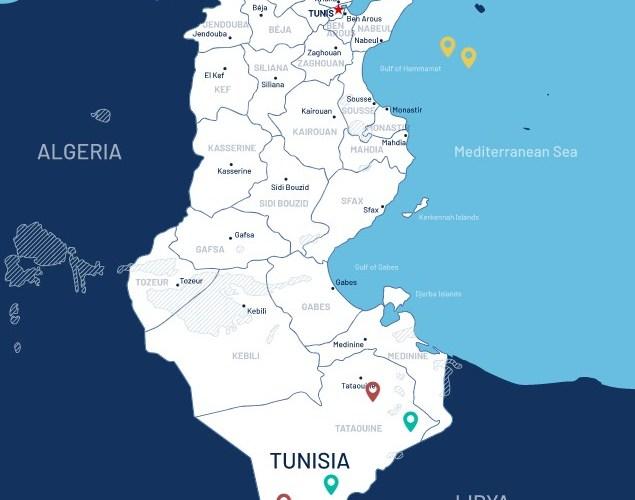 Sirius Petroleum Provides Tunisia Assets Update