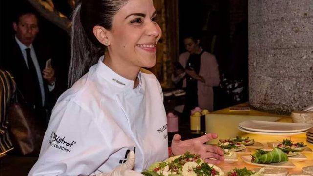 Gabriela Ruiz es nombrada la mejor chef de México 2019