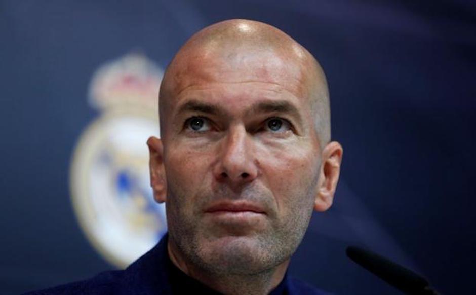 Zidane Real Madrid emprendedores