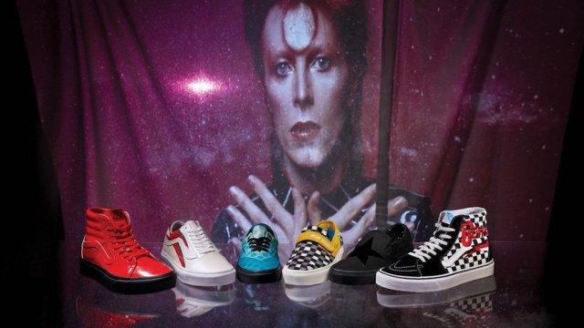 Vans David Bowie colección