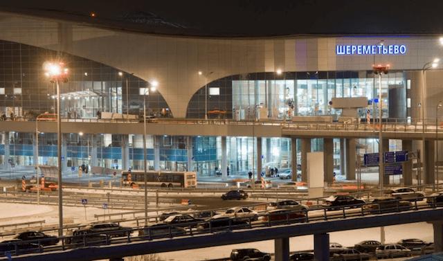 aeropuerto Moscú
