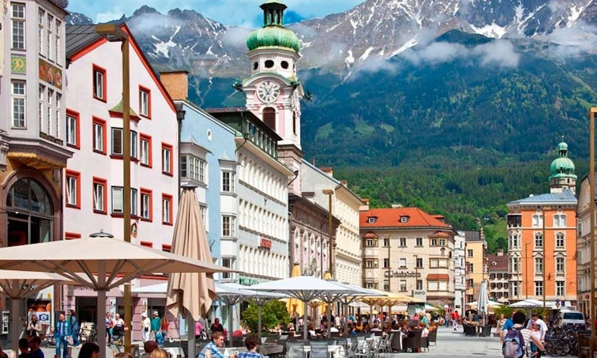 Alpes ciudad