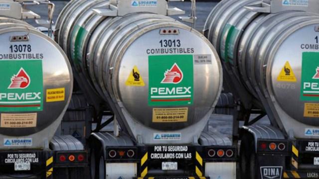 Camiones Pemex
