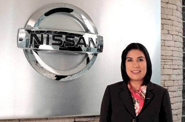 Mayra Gonzalez Nissan México