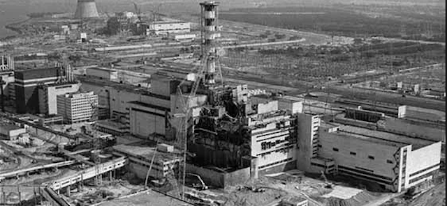 Planta nuclear de Chernobyl