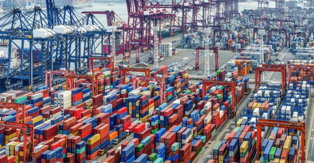 Puerto comercio internacional