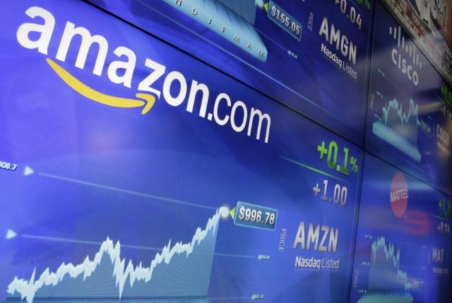 Amazon en Wall Street