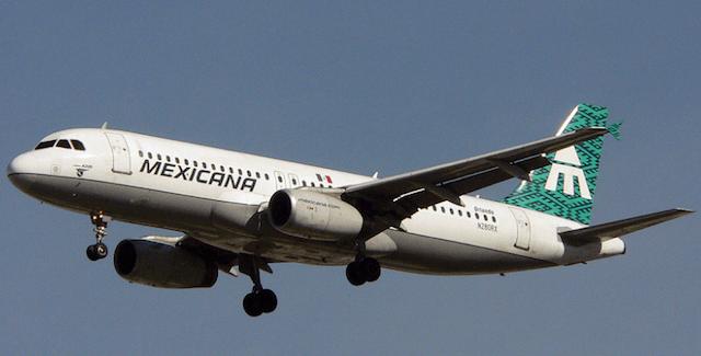 Avión Mexicana