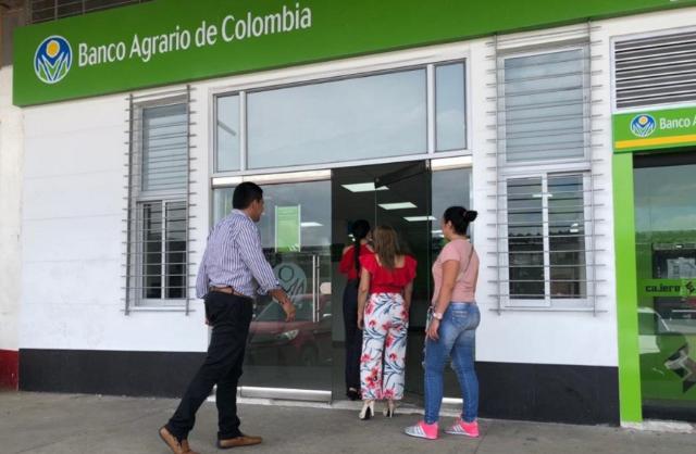 Cajero automático regala dinero en Colombia