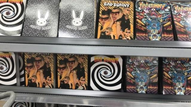 Cuadernos y libretas de Bad Bunny